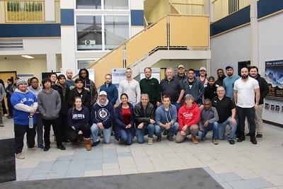 4th Class Power Engineer classes - Fall 2018
