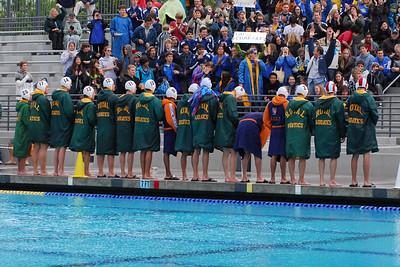 CIF SS Boys 2010 Division 4 Finals - Agoura High School vs Royal 11/20/10. Final score 9 to 7. AHS vs RHS. Photos by Allen Lorentzen.