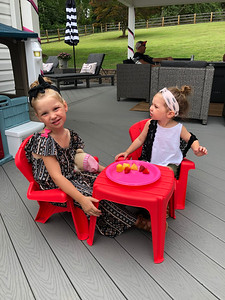 Sawyer's 2nd -day party