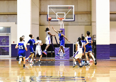 18Jan20 - Men Basketball. Our Lady of the Lake vs Wiley College.