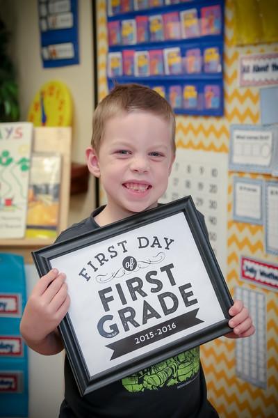 First Grade 2015-2016