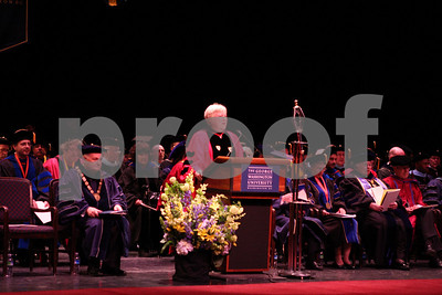 Doctoral Hooding Ceremony