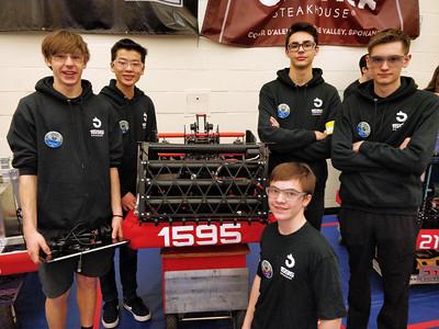 US Robotics at West Valley 3-6 & 3-7-20