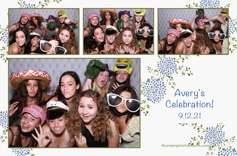9/12/21 - Avery's Celebration