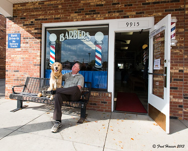 2013 Montgomery Barber Shop