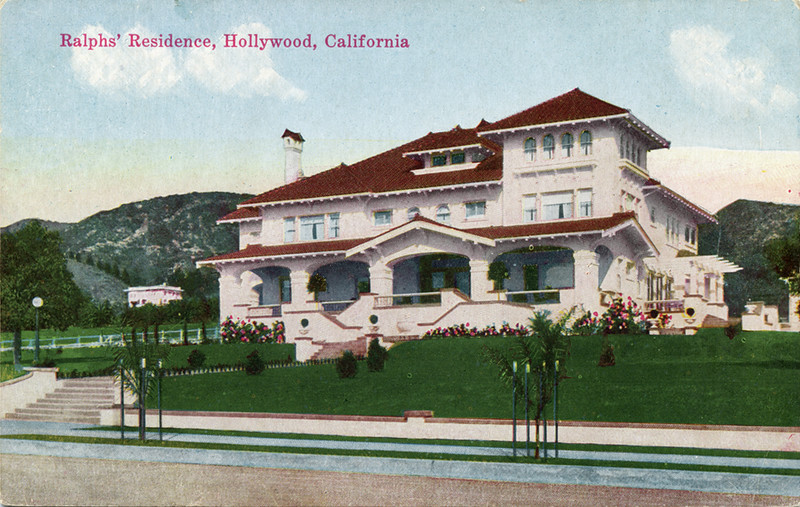 Ralphs' Residence