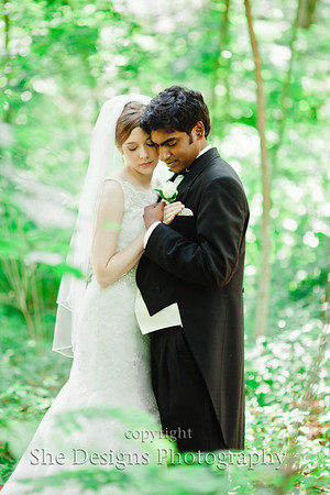 Vinod and Katheryn