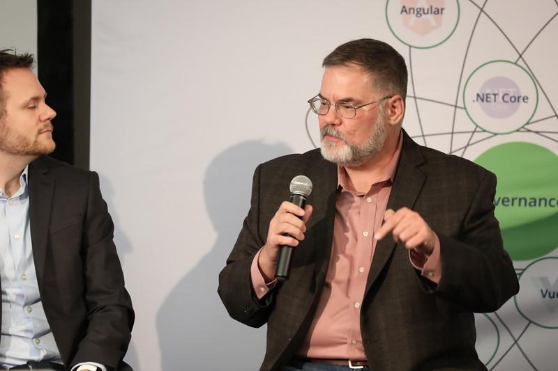 Enterprise Software Governance Forum @stephenfluin @mgechev @wnodom