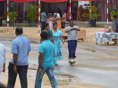 நல்லூர்கந்தசுவாமி கோவில் 20ம் நாள் கைலாச வாகனத்திருவிழா....