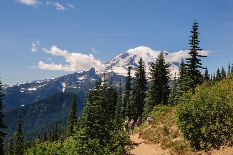 Naches Loop Trail