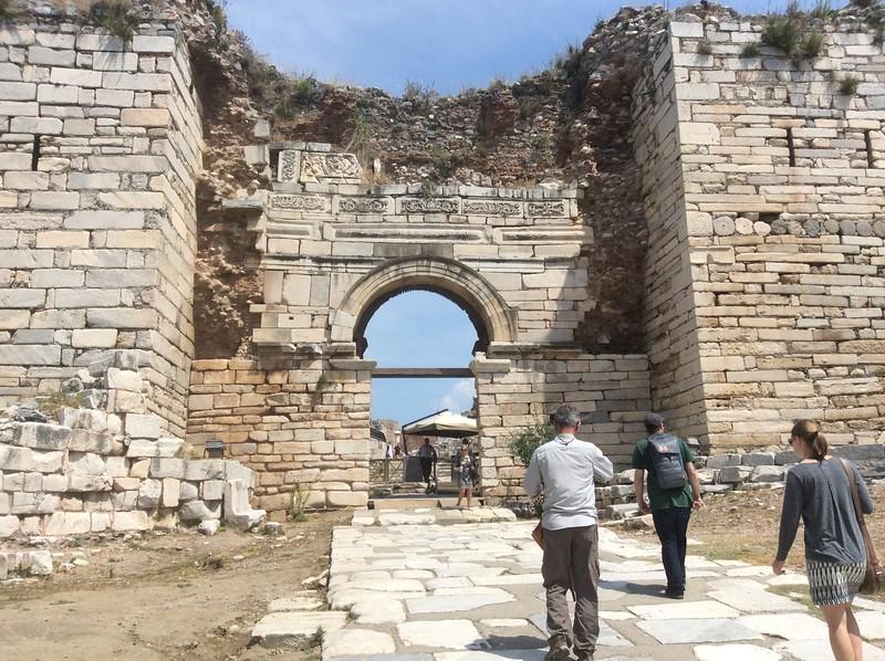 Selcuk, Turkey near the Basilica of St. John