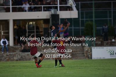 Paul Roos vs Stellenberg