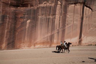 Canyon De Chelly Caza Ladron 2012