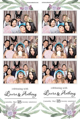Laura and Anthony's Wedding 2019