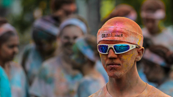 Color Run Houston 2013