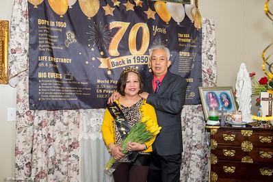 Ate Denia_70th Birthday 2020
