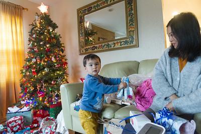 Liam's Christmas