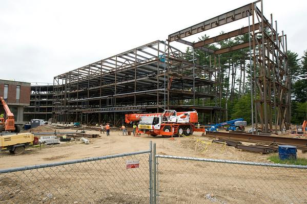 University Hall Construction