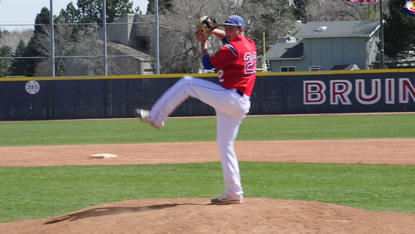 Griff #22 Cherry Creek Baseball