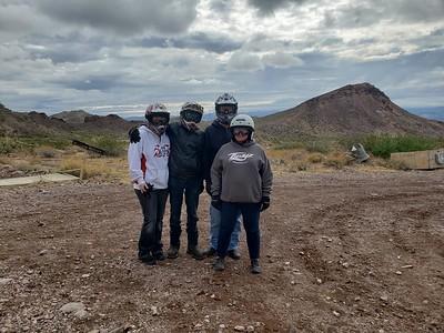 5-23-19 Eldorado Canyon RZR & Goldmine Tour