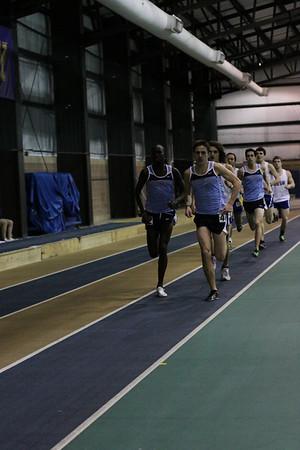 Men's 1600 Meters - 2013 LSSU Laker Open
