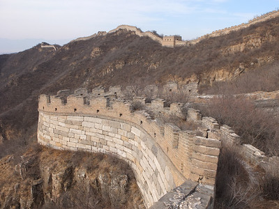 chen castle great wall hiking【Oct】