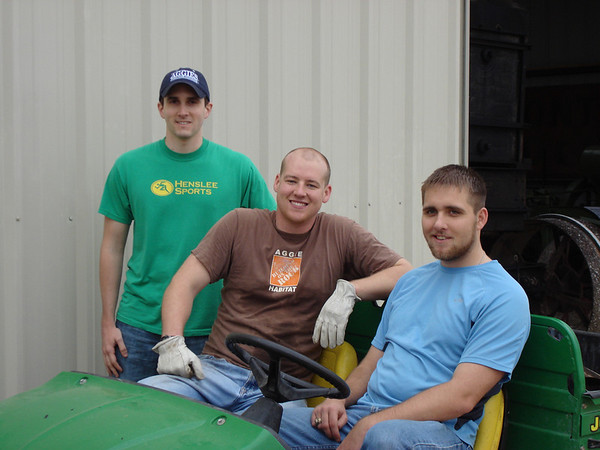 Buice Tractor Crankin 09