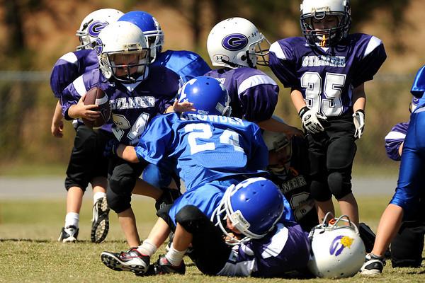 Rec Park Football 2010