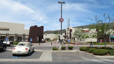 Viejas Outlets/San Diego County- 5/3/2013