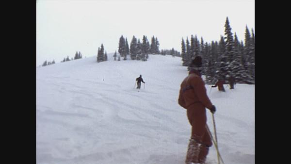 Tom Martin (mostly) Ski Movies 1980's