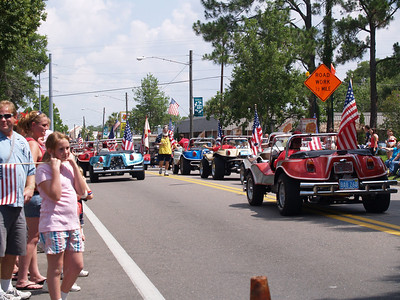 Keystone Parade July 4th 2008
