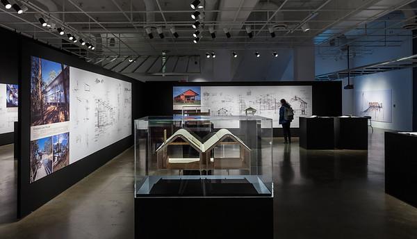 Exposition L'OEUVRE DE GLENN MURCUTT