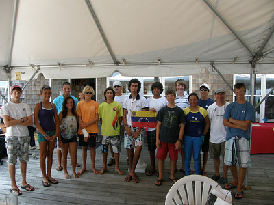 2010 Sunfish Youth Worlds Awards