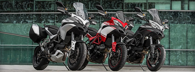 8/24: Testing the 2013 Ducati Multistrada (and how it compares to the 2010-12 Multistrada)