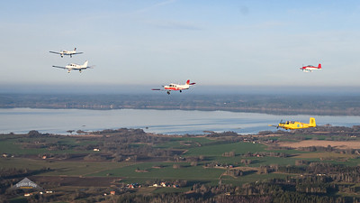 LFK Julgransflygning 2020
