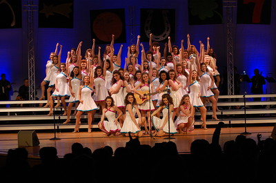 Franklin Central Hoosier Show Choir Classic