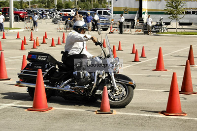 South East Police Motorcycle Training and Competition 2009
