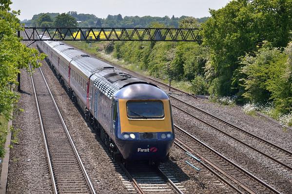 Trains June 2013