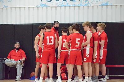 8th Grade Boys Basketball 2020