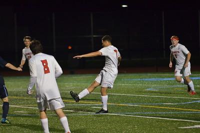 BV Soccer vs IR