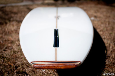 Private Portrait - Flyline Surfboard