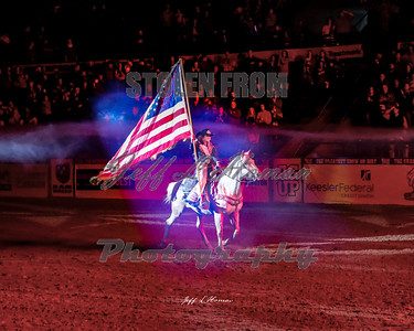 Dixie National Rodeo Edits
