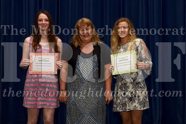 HS Academic Awards Night 05-09-17