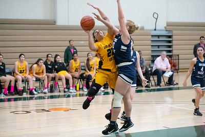 Women's Basketball vs Irvine Valley