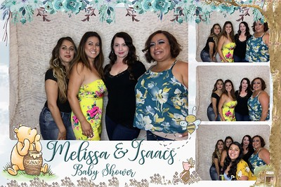 Melissa & Isaac's Baby Shower