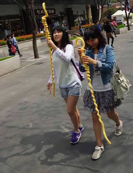 Seoul Spring