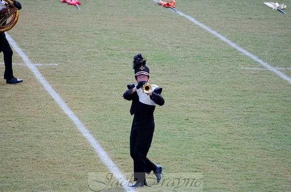 2013 10 12 Camden High Bulldog Regiment