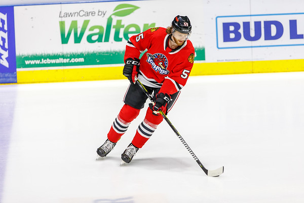 03-11-21 - IceHogs vs. Griffins