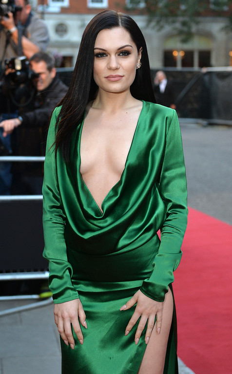 . Jessie J attends the GQ Men of the Year awards at The Royal Opera House on September 2, 2014 in London, England.  (Photo by Anthony Harvey/Getty Images)