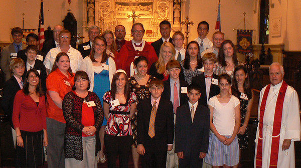 Confirmation 2008